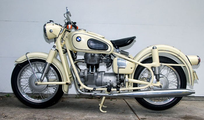 BMW R27 1960~1966
