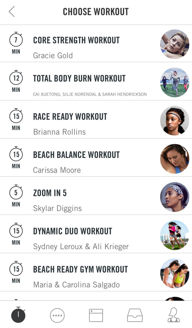 Nike Training Club, Nike Training Club App, Nike Training Club App Review