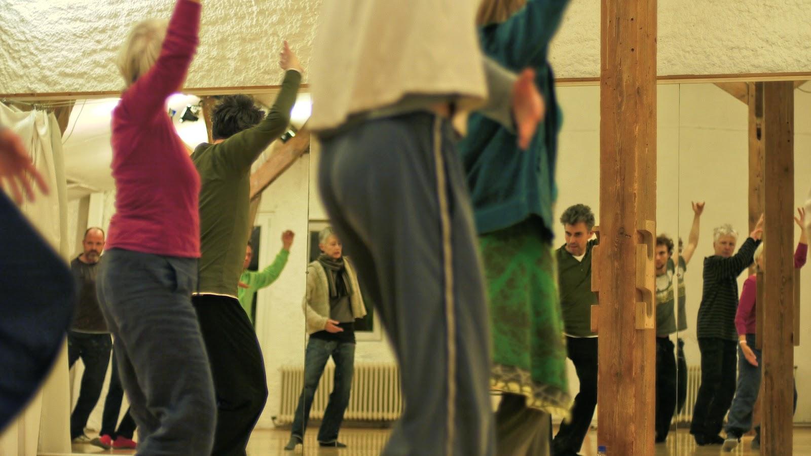 TaoMovement: Freie Tanz Studien: Lecture zu TaoMovement