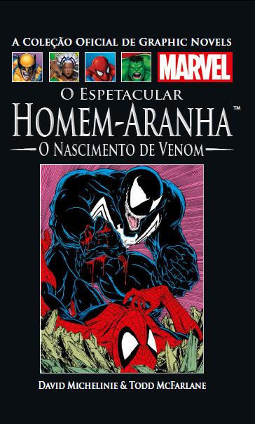 Venon Homem-Aranha Salvat