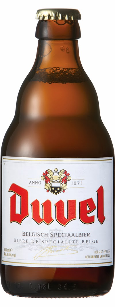 Duvel gluten free beer low gluten test results celiac intolerance Belgian golden ale