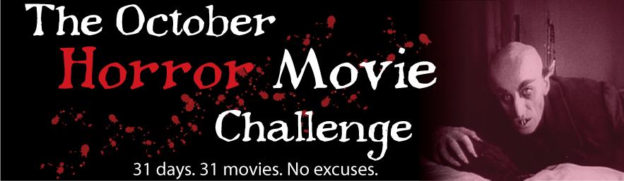 The October Horror Challenge--Nosferatu