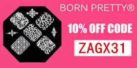 -10% CODE: ZAGX31
