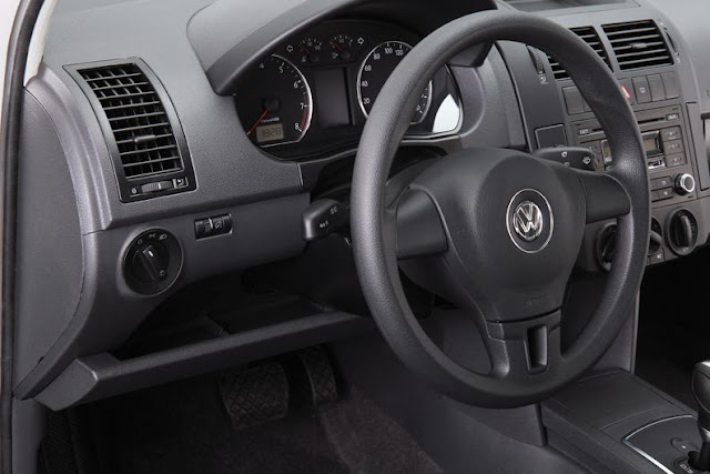 Novo Polo Hatch 2012 iMotion - interior