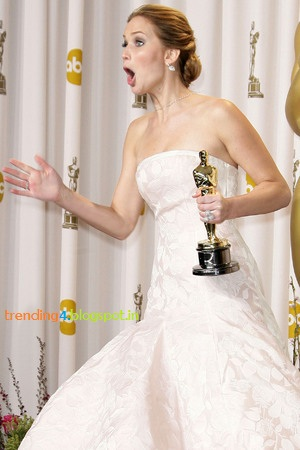 Jennifer Lawrence Oscars Winters Latest News Photos Pics Videos 2013 Speech Awards Hollywood