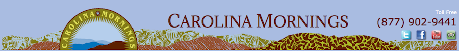 Carolina Mornings#1 Award-Winning Vacation Rental Company in Asheville, NC