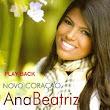 CD Ana Beatriz - Novo Coração (PLAY BLACK)