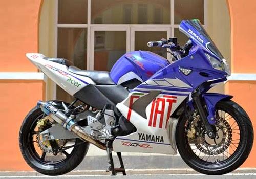 Aksesoris Racing Yamaha Byson