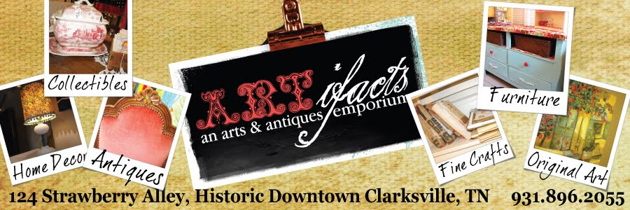 ARTifacts, An Art & Antique Emporium
