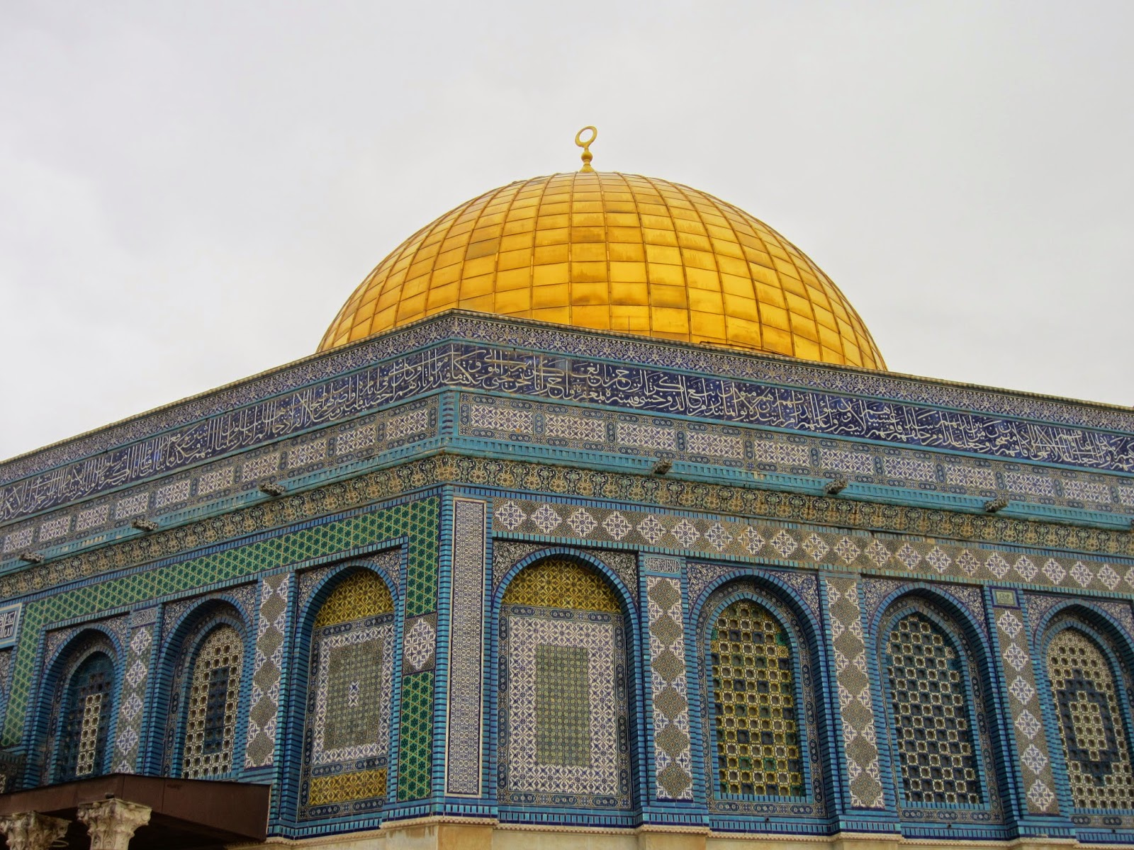 Mosaics 3, Dome of the Rock, Jerusalem