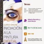 """Curso online """"Iniciación a la Pintura Digital"""""""