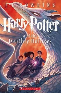 Em comemoração aos 15 anos da série, Scholastic divulga nova capa de 'Harry Potter e as Relíquias da Morte' | Ordem da Fênix Brasileira