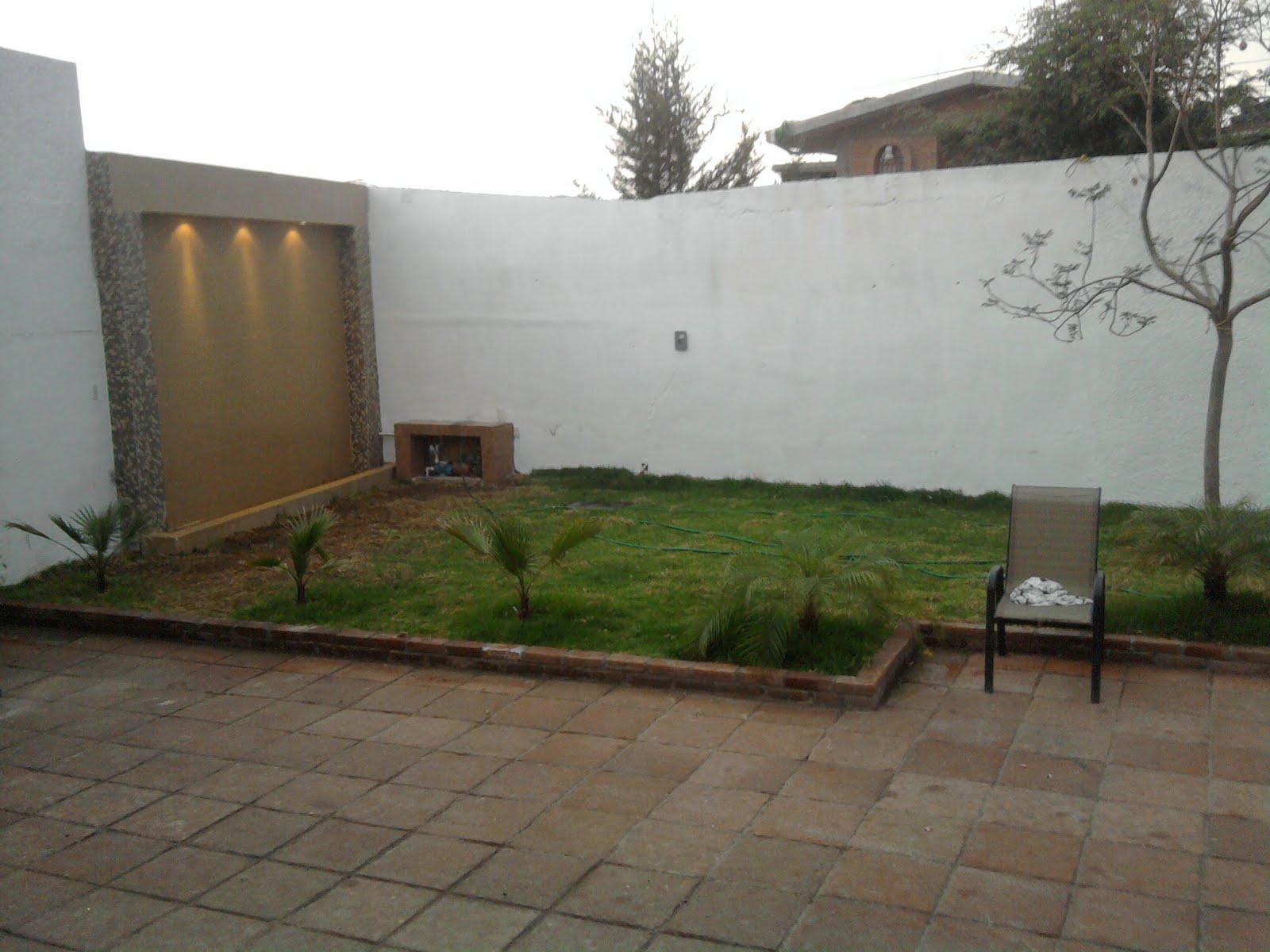 Muros llorones para jardin imagui - Muros de jardin ...