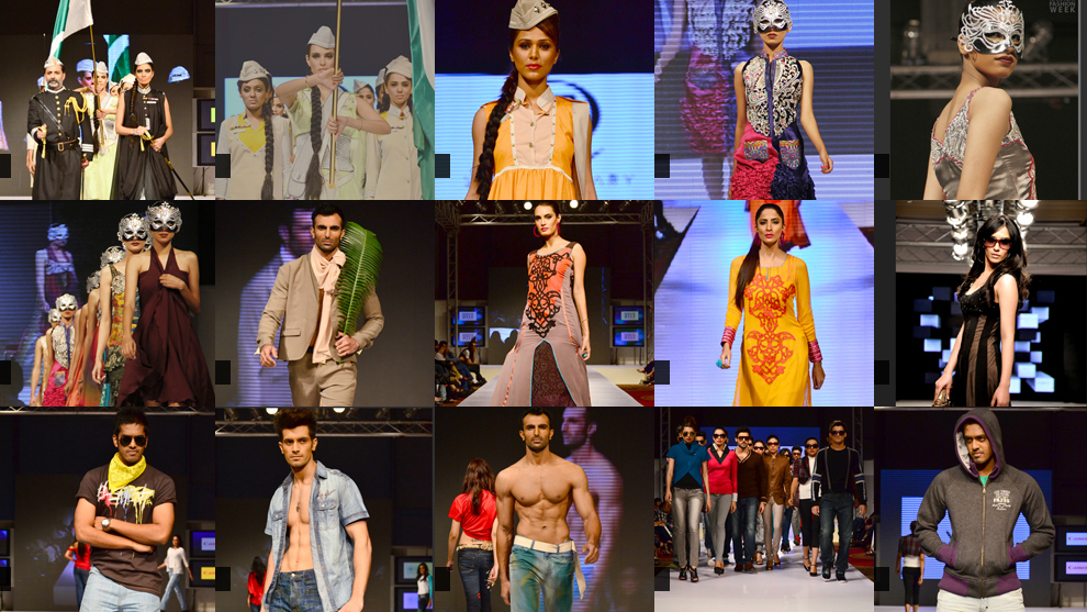 Fashionistic Gurls Karachi Fashion Week Spring Summer