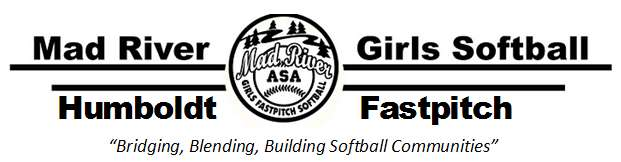 Mad River Girls Fastpitch Softball Association - Humboldt Fastpitch