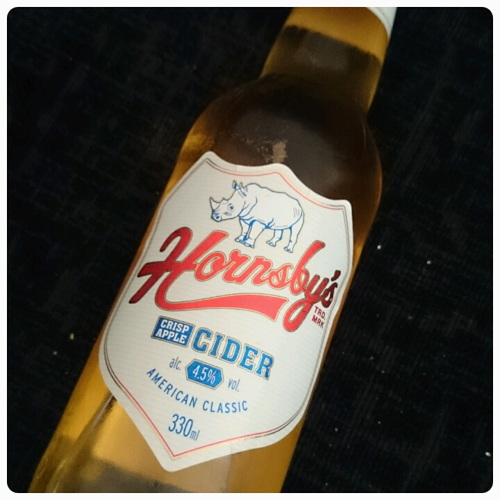 hornsby's cider