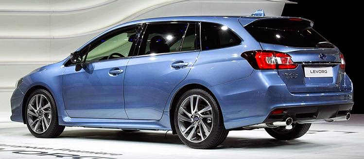 Subaru'nun yeni otomobili ilgi görüyor..
