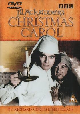 Blackadder Christmas Carol