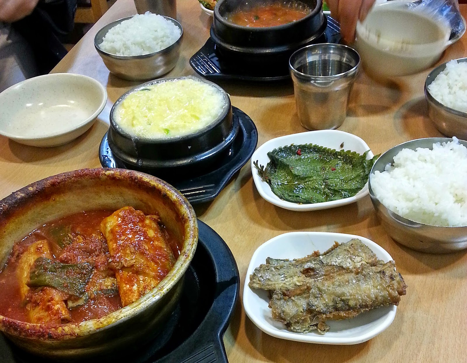 Food - Namdaemun Cutlass Fish 갈치조림 | meheartsoul.blogspot.com