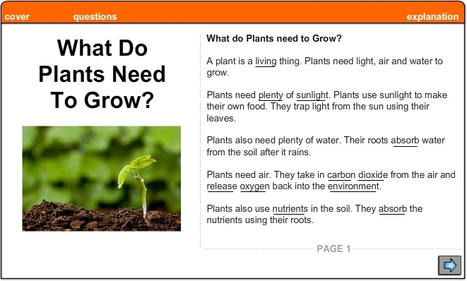 Plants And Jasper on Bean Planting Preschool Worksheet