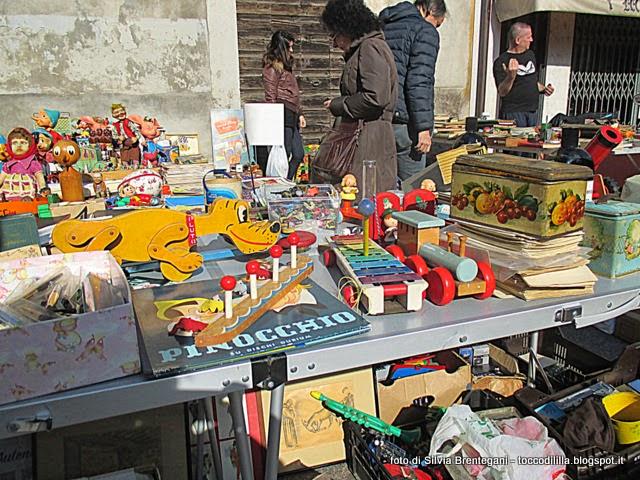 Tocco di li 39 lla 39 un incontro speciale e vecchi giocattoli for Che disegna piani di casa vicino a me