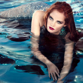 Sephora colección de maquillaje La Sirenita