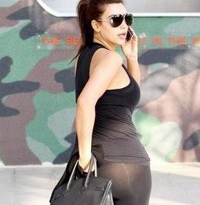 kim kardashian effaf tayt kurban oldu   magazin magazin