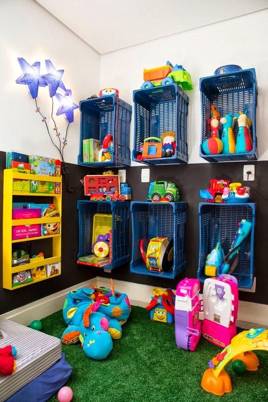 decoracao de interiores mercado de trabalho:Casa – Decoração – Reciclados: Brinquedoteca – o Paraíso dos