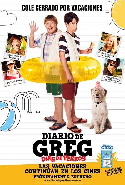 El diario de Greg: Días de perros (2012)