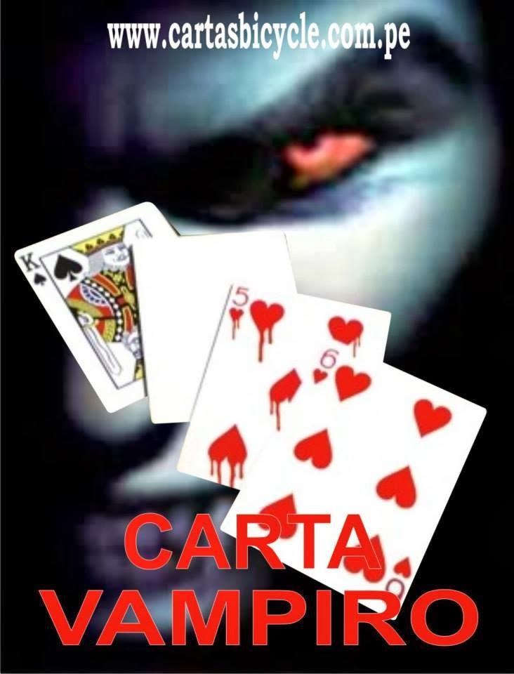 CARTA VAMPIRO(PRECIO:S/.30.00)