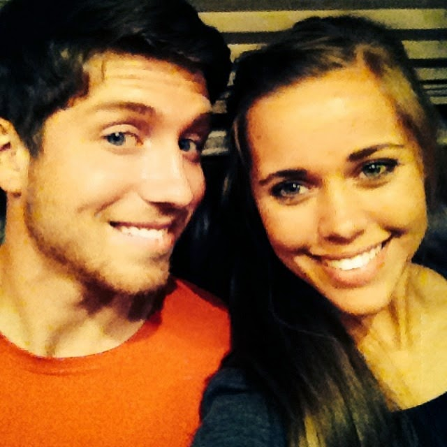 Ben Seewald and girlfriend Jessa Duggar