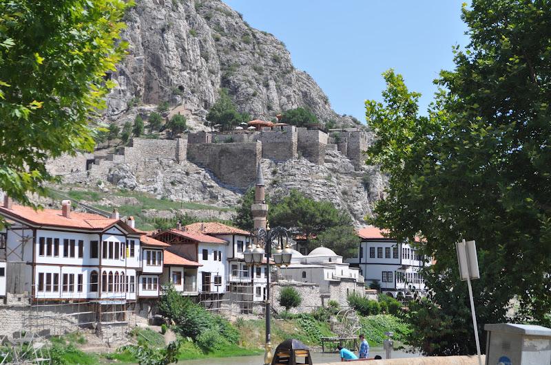 Amatör Gezginin gezi notları...: Amasya Kalesi
