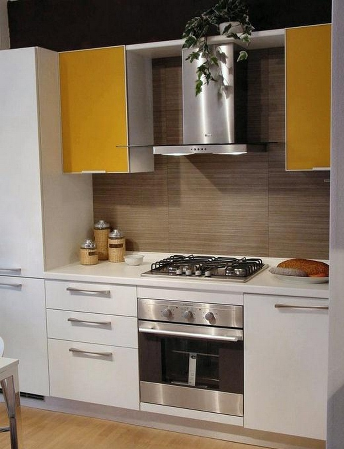 Furniture Interior Design Really Bright And Sunny This Version Of The Dream Kitchen