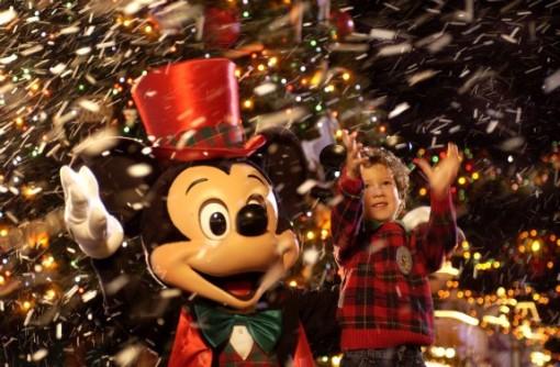 Natal Disney Mickey Dezembro