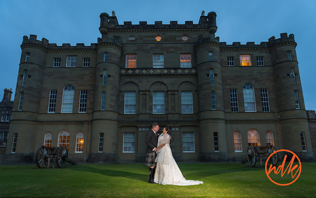 Culzean Castle Wedding Photography