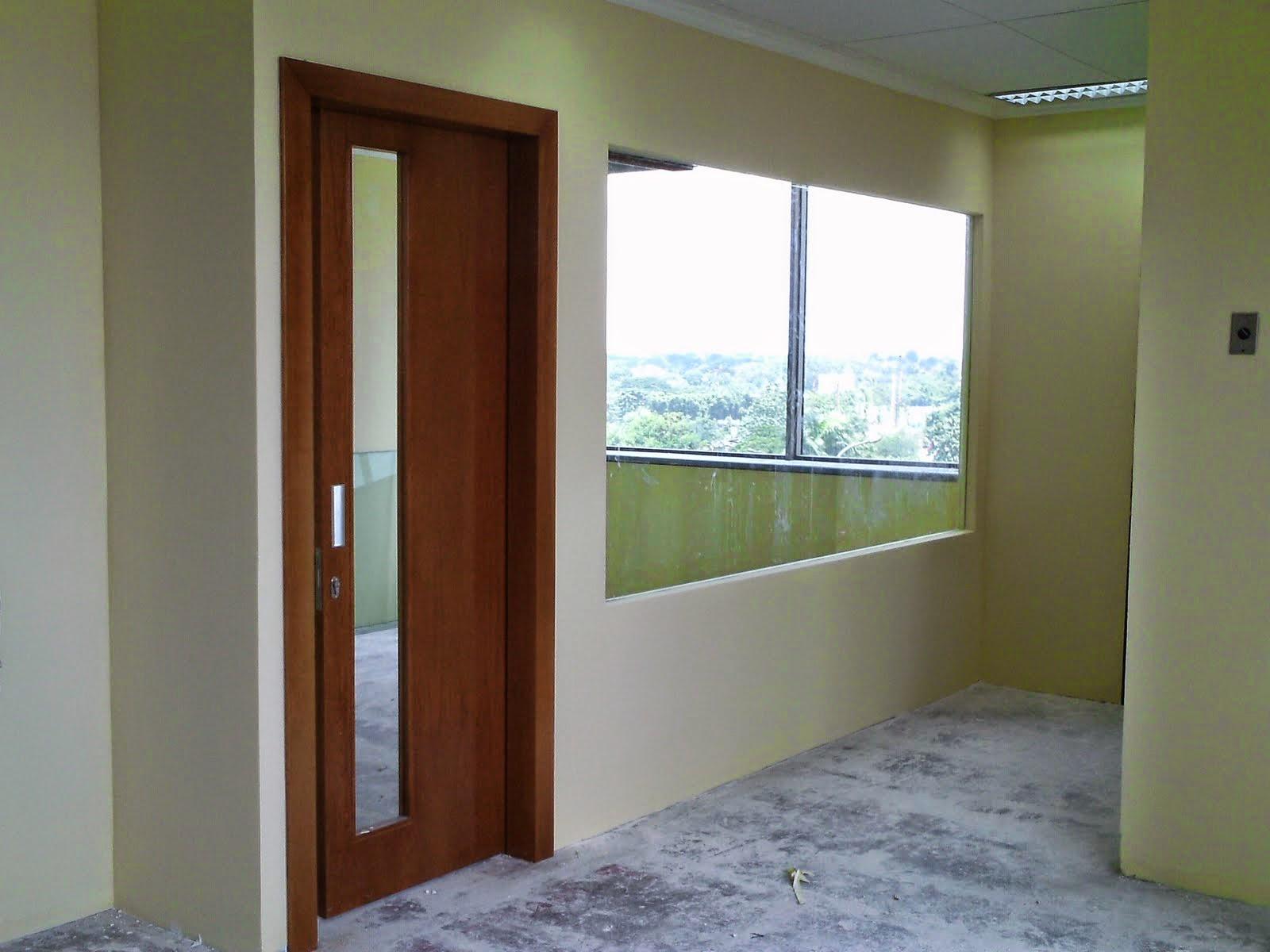 Gambar pintu Rumah minimalis terbaru.