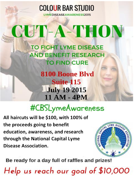 National Capital Lyme + Colour Bar Charity Event