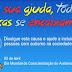 Dia mundial de conscientização sobre o autismo ganha apoio de Evaí Fonsêca