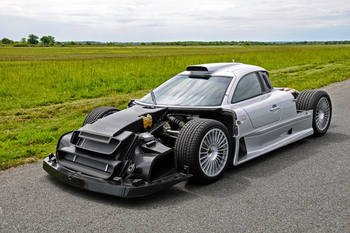 Mercedes benz clk gtr amg benztuning for Mercedes benz clk