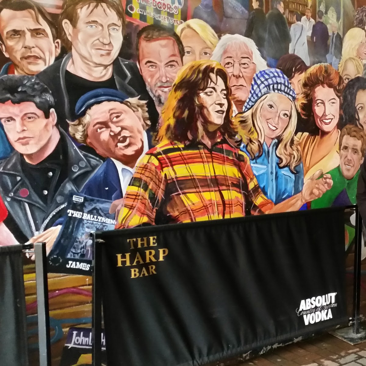 Peace Murals - Belfast, Northern Ireland