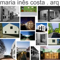 maria inês costa . architect