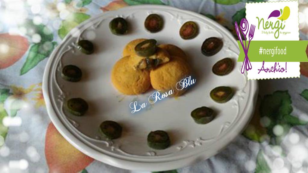 Biscotti con baby kiwi Nergi