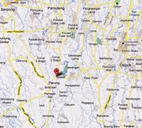 Peta Menuju Kantor Kami :