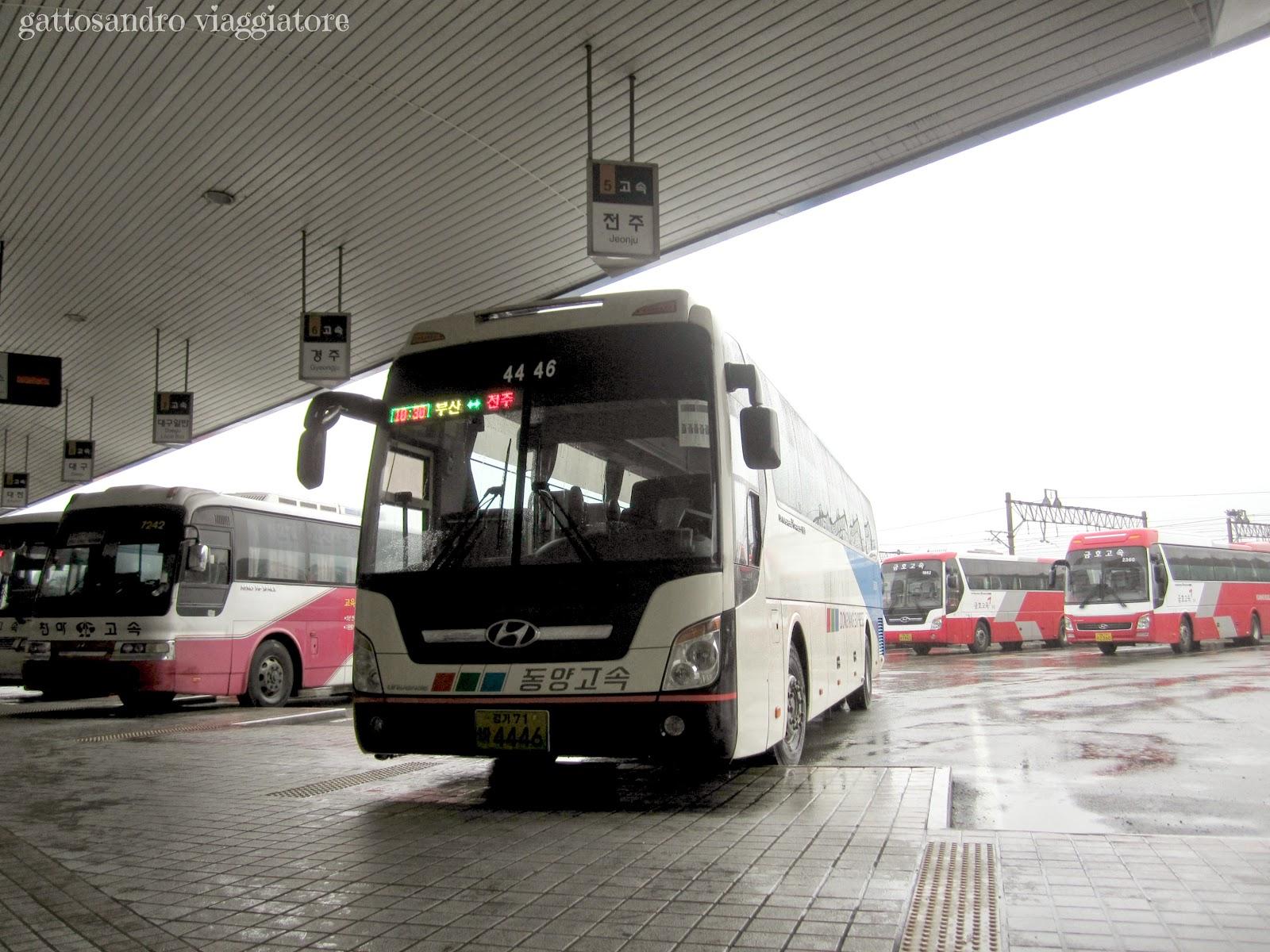 Stazione Autobus Busan