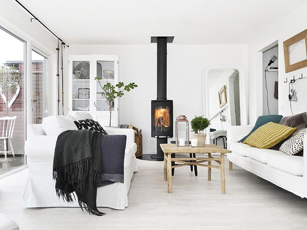 una pizca de hogar casa moderna low cost y vintage