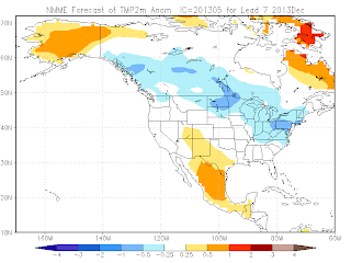 Today's Featured Post: Polar Vortex Split May Lead to Cool December