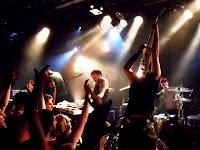La Phaze en concert