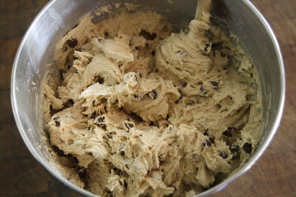 Cookie Dough In A Bowl...