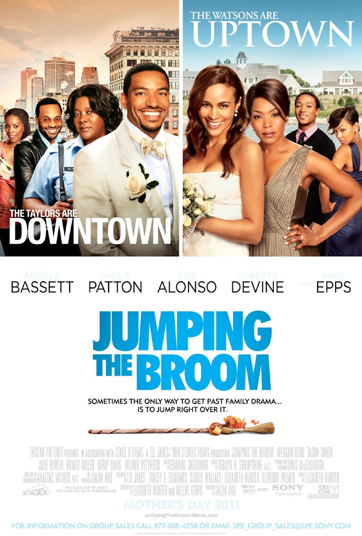 [VIDEO Trailer] Jumping The Broom (2011)