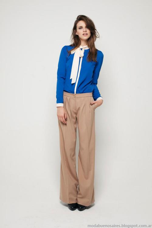 Orgullosa Maria invierno 2013 moda